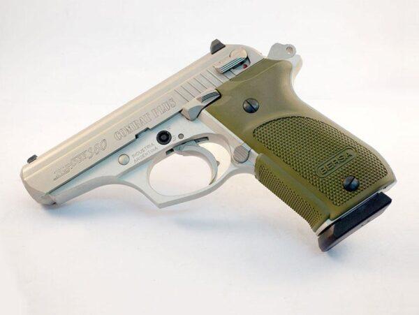 pistola bersa thunder 380 combat plus nikel