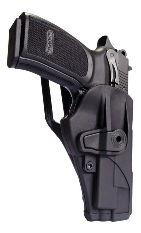 Pistolera Nivel 2 TPR9-40 zurda