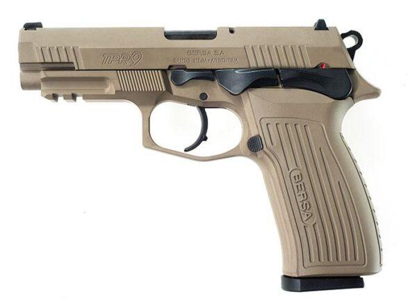 Pistola Bersa TPR9 FDE
